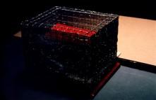 Scène flottante - Maquette Bergerac - Esquisse - la Scène © jeanlucbarreau architecte