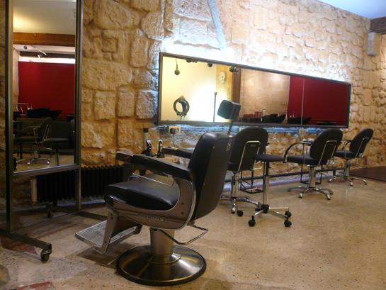 Vinyl coiffeur atelier des chartrons jean luc for Salon luc